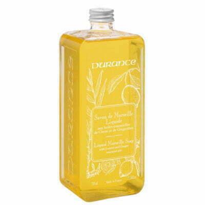 Durance tekući antibakterijski marseille refil za sapun Limun đumbir