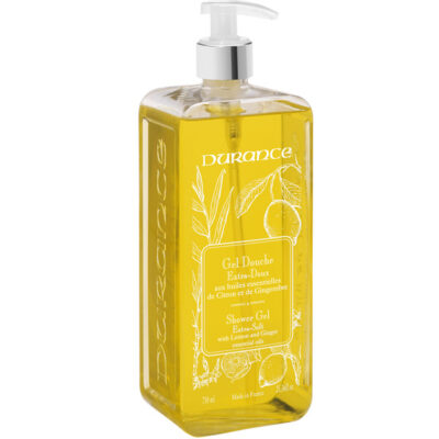 Durance ekstra nježni gel za tuširanje Limun Đumbir