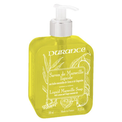 Durance tekući antibakterijski marseille sapun za ruke mirisa Limun Đumbir