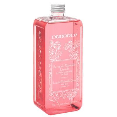 Durance tekući antibakterijski marseille refil za sapun Ruža