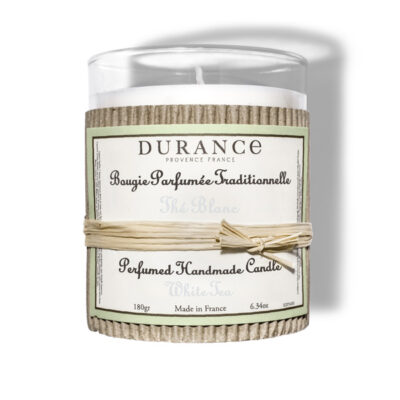 Durance mirisna svijeća Bijeli čaj