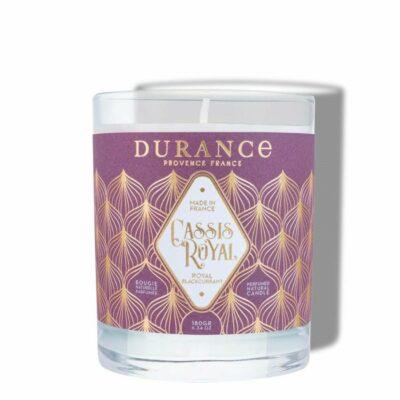 Durance mirisna svijeća kraljevski crni ribizl
