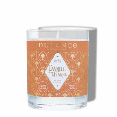 Durance mirisna svijeća mirisa Naranča cimet