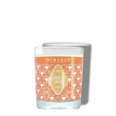 Durance mala mirisna svijeća mirisa Naranča Cimet