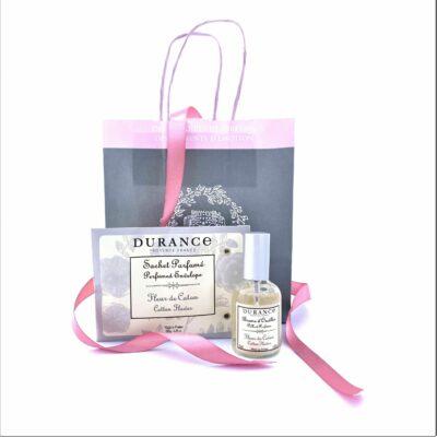 Durance mirisni poklon paket za Valentinovo Cvijet pamuka