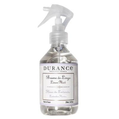 Durance sprej za posteljinu mirisa Cvijet lavande