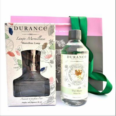 Durance mirisni poklon paket za 40. rođendan Bijeli čaj