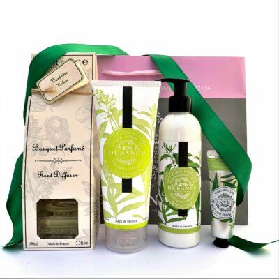 Durance mirisni poklon paket za 40. rođendan Iskričava verbena