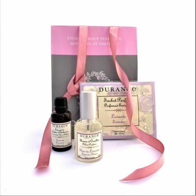 Durance mirisni poklon paket za 40. rođendan Lavanda