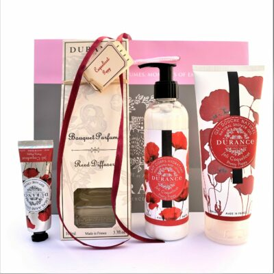 Durance mirisni poklon paket za 40. rođendan Nježni mak