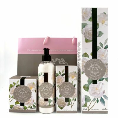 Durance mirisni poklon paket za 50. rođendan Blistava kamelija