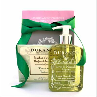 Durance mirisni poklon paket za 50. rođendan Verbena