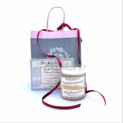 Durance mirisni poklon paket za diplomu Bijela kamelija