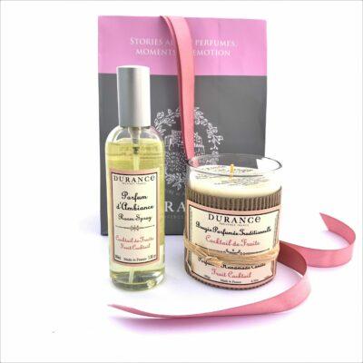 Durance mirisni poklon paket za 30. rođendan Voćni koktel