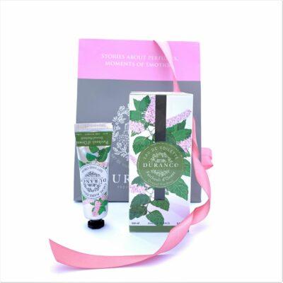 Durance mirisni poklon paket za prijateljicu Orijentalni pačuli