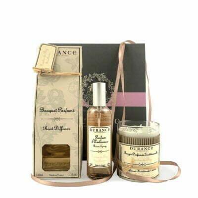 Durance mirisni poklon paket za prijateljicu Rižin puder