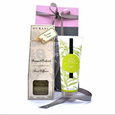 Durance mirisni poklon paket za promociju Iskričavost verbene