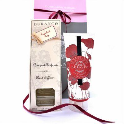 Durance mirisni poklon paket za promociju Nježni mak