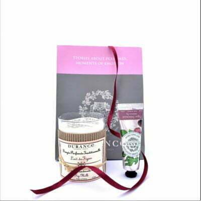 Durance mirisni poklon paket za promociju Smokvino mlijeko