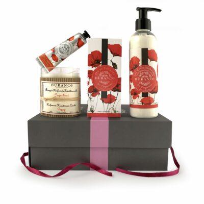 Durance mirisni poklon paket Nježni mak samo za Tebe