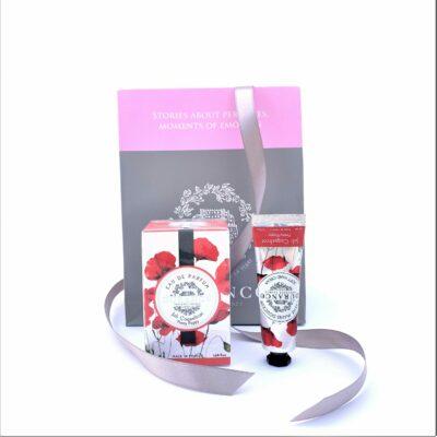 Durance mirisni poklon paket za Valentinovo Nježni mak